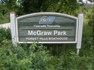 McGraw Park Sign
